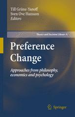 Preference Change