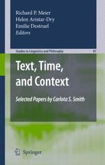 Text, Time, and Context