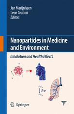 Nanoparticles in medicine and environment