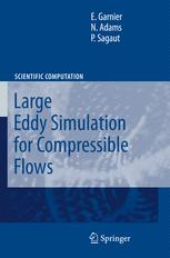 Large Eddy Simulation for Compressible Flows