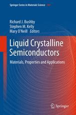 Liquid Crystalline Semiconductors