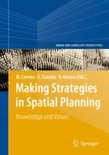 Making Strategies in Spatial Planning