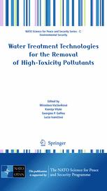 Water Treatment Technologies for the Removal of High-Toxicity Pollutants
