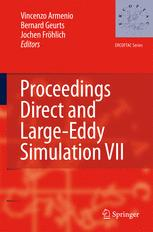 Direct and Large-Eddy Simulation VII