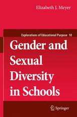 Gender and Sexual Diversity in Schools