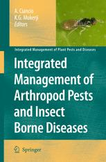 Integrated Management of Arthropod Pests and Insect Borne Diseases