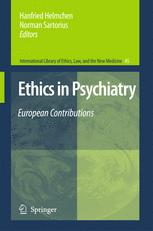 Ethics in Psychiatry