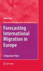 Forecasting International Migration in Europe: A Bayesian View