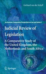 Judicial Review of Legislation
