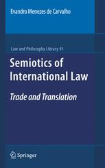 Semiotics of International Law
