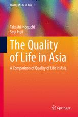 The Quality of Life in Asia