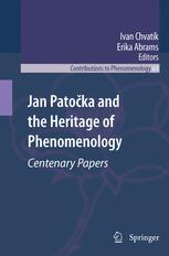Jan Patočka and the Heritage of Phenomenology