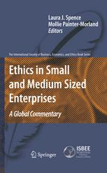 Ethics in Small and Medium Sized Enterprises