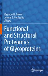 Functional and Structural Proteomics of Glycoproteins