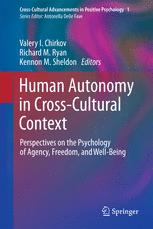 Human Autonomy in Cross-Cultural Context