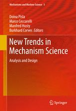 New Trends in Mechanism Science