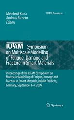 IUTAM Symposium on Multiscale Modelling of Fatigue, Damage and Fracture in Smart Materials