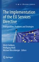 The Implementation of the EU Services Directive