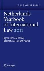 Netherlands Yearbook of International Law 2011