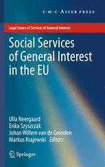 Social Services of General Interest in the EU