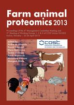 Farm animal proteomics 2013