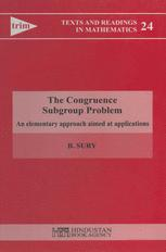 The Congruence Subgroup problem