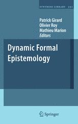 Dynamic Formal Epistemology