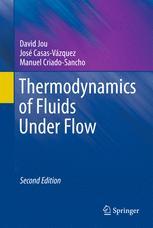 Thermodynamics of Fluids Under Flow