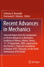 Recent Advances in Mechanics