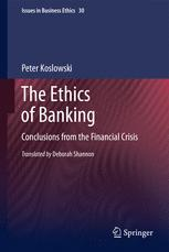 The Ethics of Banking