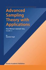 Advanced Sampling Theory with Applications