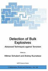 Detection of Bulk Explosives Advanced Techniques against Terrorism