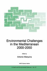 Environmental Challenges in the Mediterranean 2000–2050