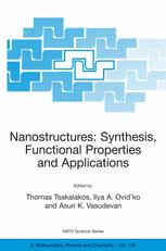 Nanostructures: Synthesis, Functional Properties and Applications