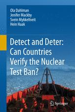 Detect and Deter: Can Countries Verify the Nuclear Test Ban?