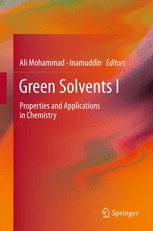 Green Solvents I