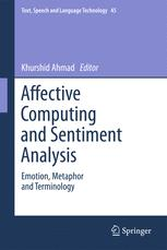 Affective Computing and Sentiment Analysis