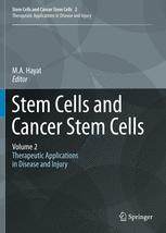 Stem Cells and Cancer Stem Cells, Volume 2