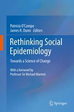 Rethinking Social Epidemiology