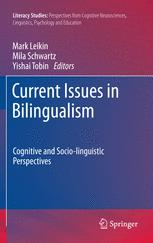 Current Issues in Bilingualism