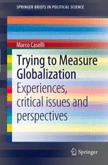 Trying to Measure Globalization