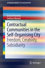Contractual Communities in the Self-Organising City