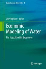 Economic Modeling of Water