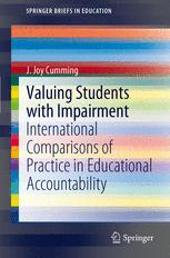 Valuing Students with Impairment