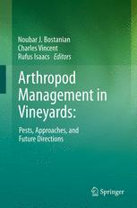 Arthropod Management in Vineyards: