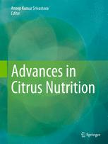 Advances in Citrus Nutrition