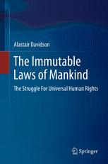 The Immutable Laws of Mankind