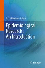 Epidemiological Research: An Introduction