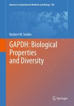 GAPDH: Biological Properties and Diversity