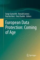 European Data Protection: Coming of Age
